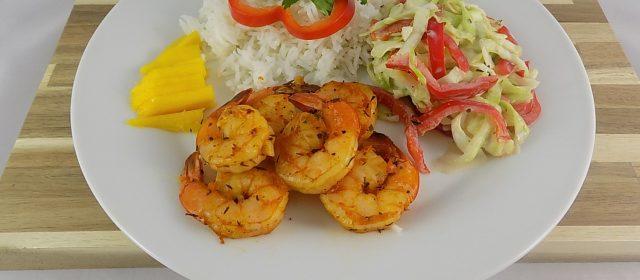 Cajun Shrimps