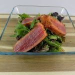 California Ahi Tuna Salad