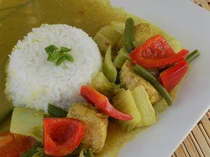 Kroeung Curry