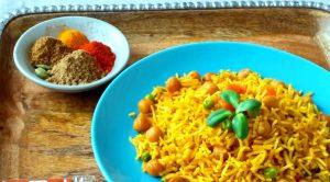 Rice Korma