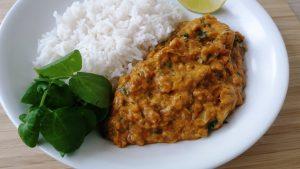 Vatapa - Brazilian Curry