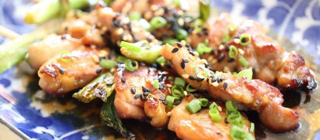 Japanese Kushiyaki