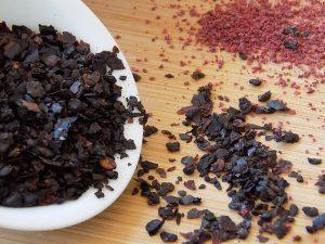 Urfa pepper and sumac