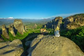 Meteora – The Heart of Greece