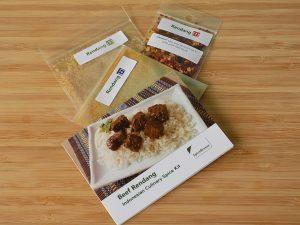 Beef Rendang Spice Kit