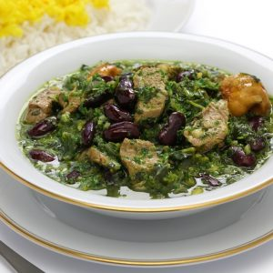 Persian Ghormeh Sabzi