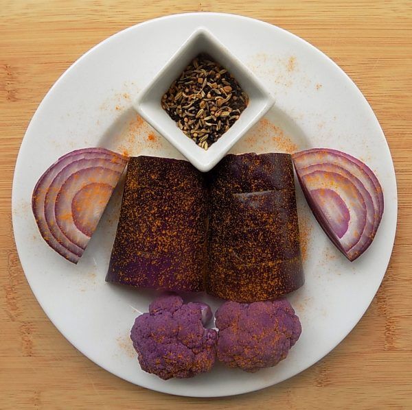 Purple Panch Phoron