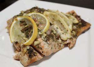 Romanian Salmon