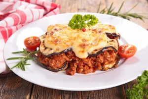 Casseroles: Greek Moussaka