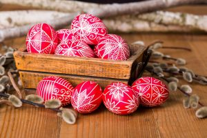 Easter Hungary