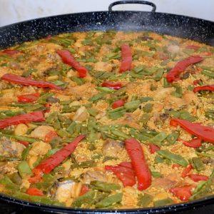 Spanish Paella Valenciana