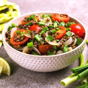 Ayurvedic Dal Salad