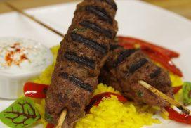 Turkish Urfa Kebab
