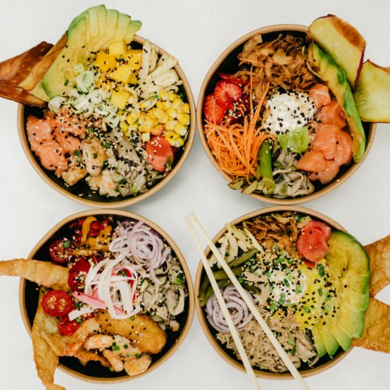 Poke Bowl Bar