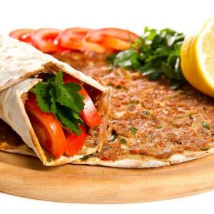Turkish Lahmacun