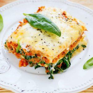 Italian Lasagne in Padella