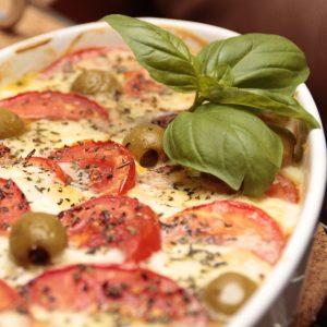 Italian Pollo con Pesto
