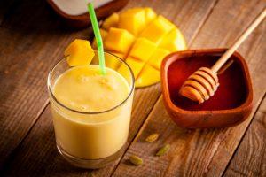 Indian Mango Lassi Honey