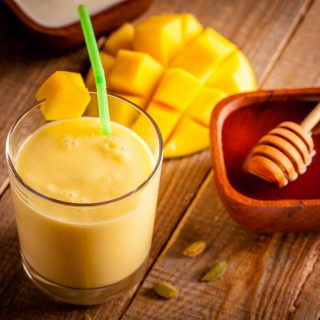 Indian Mango Lassi Honey