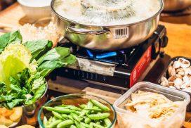 Chinese Sichuan Hotpot