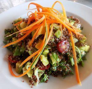 Bolivian Quinoa Salad